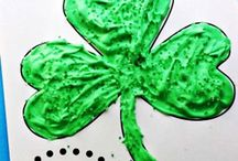 St Patricks day / Decorations