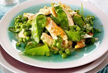 Abendessen ohne Kohlenhydrate