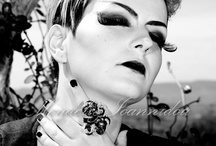 over the skin stories! / bridal,fashion,stage and special effe make up