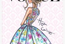 #VOGUEfashiondrawing