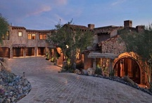 Exterior Home Remodels in AZ / Snapshots of beautiful Arizona home remodeling exteriors.