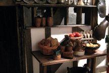 Tudor Dolls House Ideas