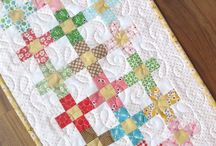 Quilts with Squares / by Julie B