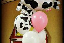 Farm Party - Addison's 3rd Birthday