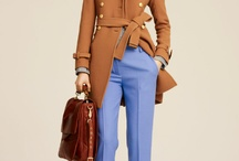 Camel Coat / by Mysmallwardrobe.com