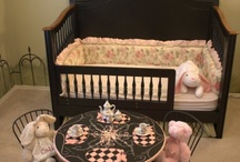 Children's Vintage Table and Chairs / by Jodi Taylor