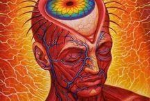 Alex Grey art / Alex Grey art / by Deb: Be love from your heart
