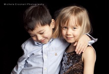 Michele Crockett Photography / Michele is a Toronto based photographer specializing in newborn, kids, and family portraits.