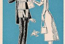 The Romance with Raymond Peynet