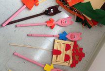 Oficinas Virtuais de férias / O que fazer nas férias com as crianças? Várias inspirações para fazer em casa ou fora com os pequenos