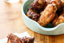CHICKEN WINGS/DRUMMETTES RECIPES / by Paul Hardman