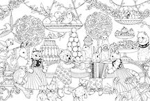Coloring-Egusa Kanoko