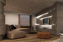 Interior / by Cornel Thuynsma