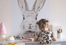 K I D S R O O M / A curation of beautiful kids rooms l Design and style ideas to create a kids room you love