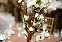 Manzanita Wedding Decor