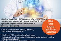 MocDoc Hospital Management System