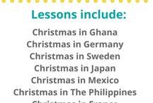 Homeschooling and Christmas