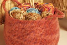 Yarn Projects / Projects to knit and Crochet  / by Christina Tucker