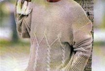 Bluze tricotate barb