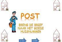 thema de post