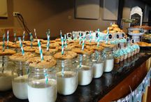 Baby Shower Food & Drink / Throw a memorable baby shower with great inspirations, cutest baby shower decorations, diaper cakes, invitations, favors, games @ www.babyshowerideas4U.com / by babyshowerideas4U.com