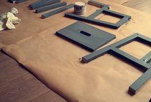 Prosjekter -Møbler