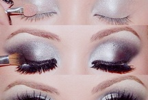 Icy Eye Makeup