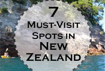 new Zealand travels