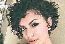 Haarstyle kort