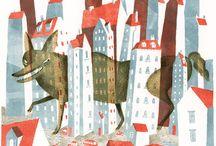 Illustration / Drawing something Wonderful / by Ráchel Alžběta