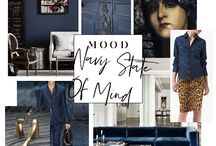 Amanda Forrest Colour Inspiration / Style and Design moodboards