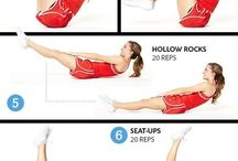 Cheerleading Exercises