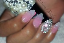 Gorgeous nail art x / X