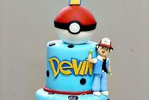 gâteau / cake Pokemon