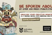 Design Indaba Expo 2015 / A board for Design Indaba 2015 exhibitors to share their work