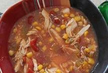 Slow Cooker Soups/Stews for Fall/Winter / by Jenna Bush