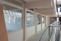 Fire Rated Glass Installations