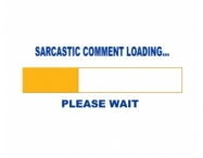 Sarcasm / by Kay /