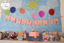 Party ideas - Peppa Pig