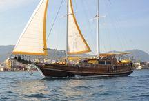 LA VICOMTESSE / #gulet, #yacht, #bluevoyage, #yachtcharter, www.cnlyacht.com