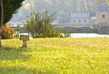 Emplacements camping le lac / Emplacements tente, caravane et camping-(car au camping le lac à carnac en Bretagne