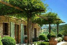 Jardines y porches