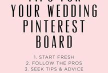 Wedding Planning + Design
