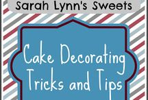 Cake Decorating Tricks & Tips