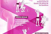 Fitness ejercicio