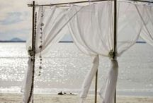 beach wedding / by beachcomber