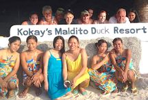 Guests Moments / Captured moments of our guests enjoying their holidays with us. Thank you for chosing Kokay's Maldito Dive Resort in Malapascua.
