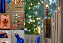 Recycled Home Decor and DIY
