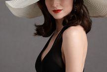 Hats / Chapéus são maravilhosos!