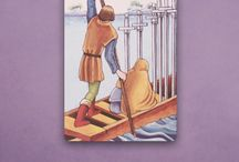 Tarot Card Meanings / Meanings and interpretations of tarot cards: major arcana, minor arcana and court cards.